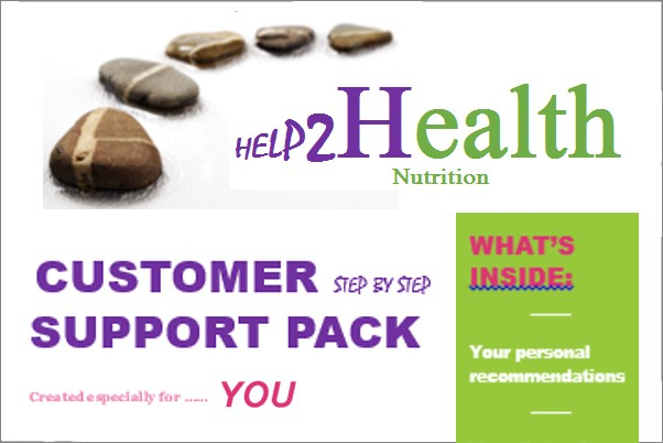 Help 2 Health Support Pack