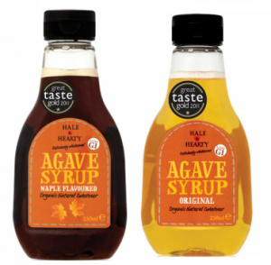 agave syrup is it healthy