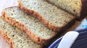 linseed and almond bread