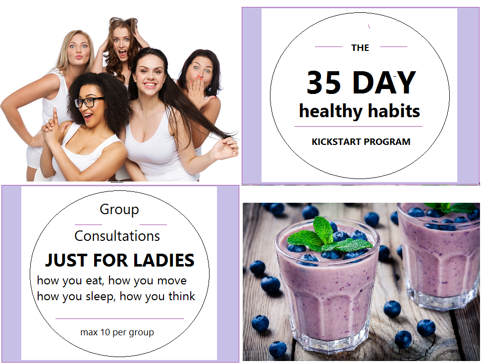 35 days healthy habits kickstart programme