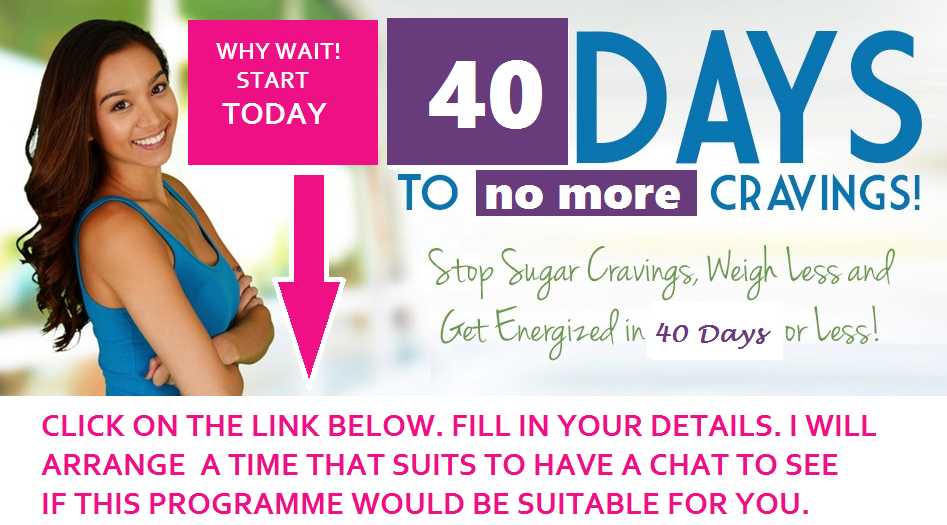 40 Days to No More Cravings Website 1