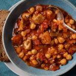 chicken bean stew